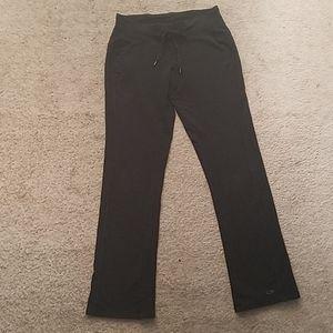 Champion black sweat pants.